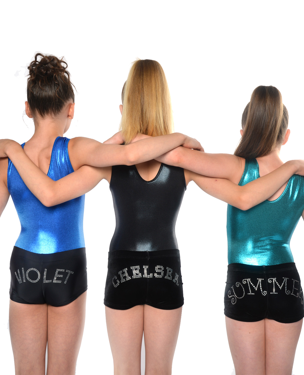 250bb6abcaa1 Velour – Plain – Personalised – Little Stars Leotards