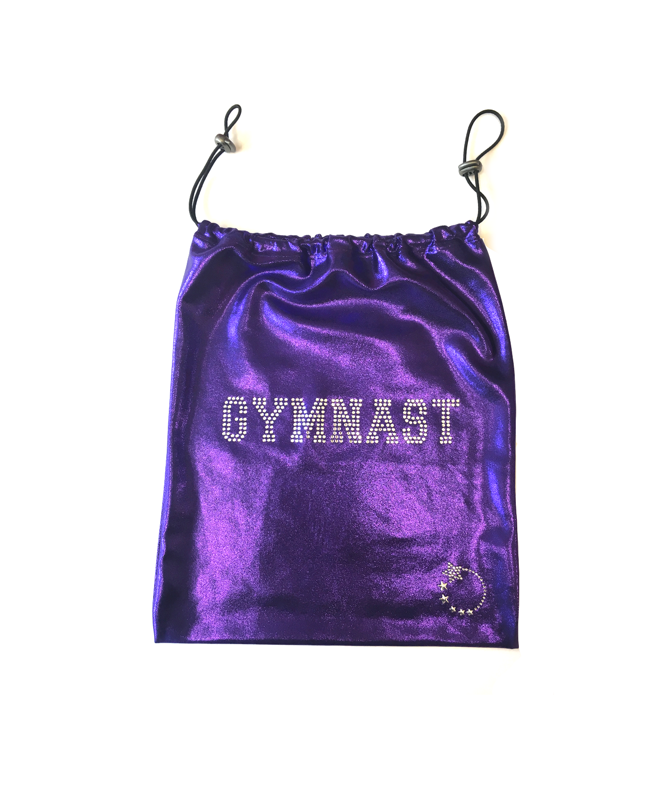 7252a11c443f Gymnastics Handguard Bag Plain – Purple – Little Stars Leotards