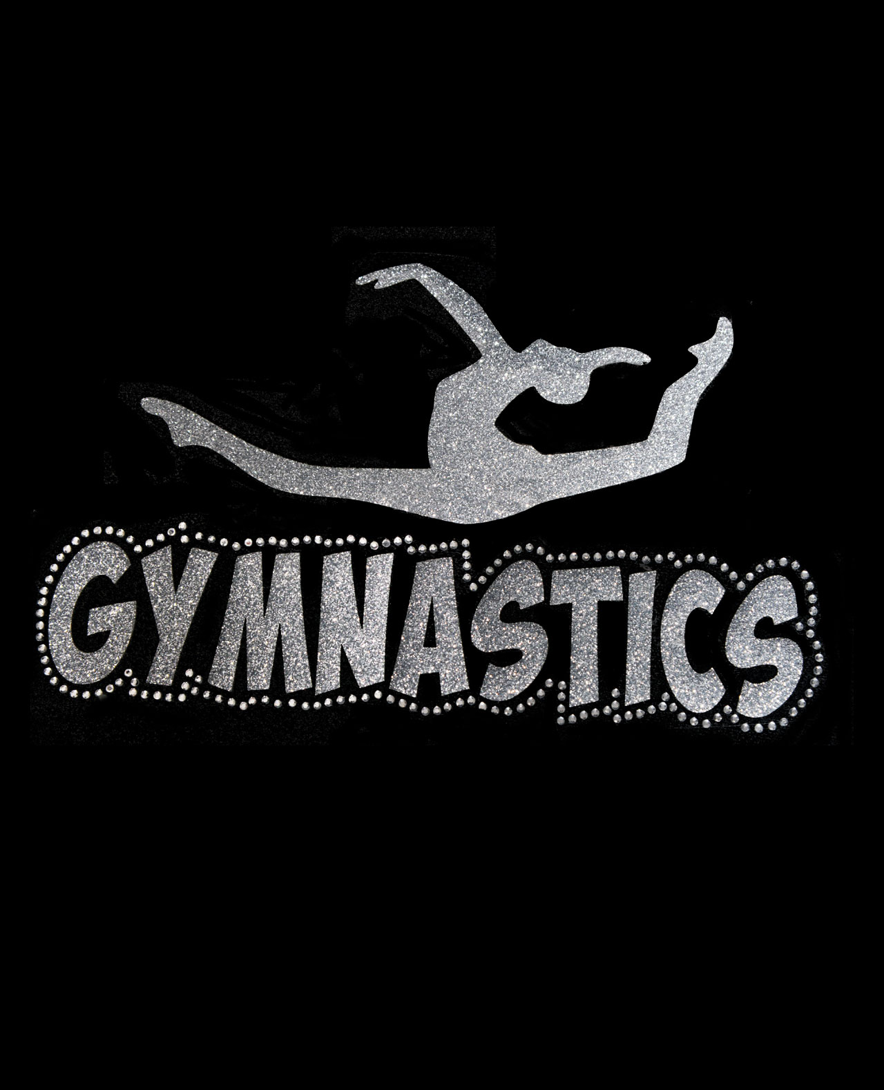 B37 Vinyl Gymnast