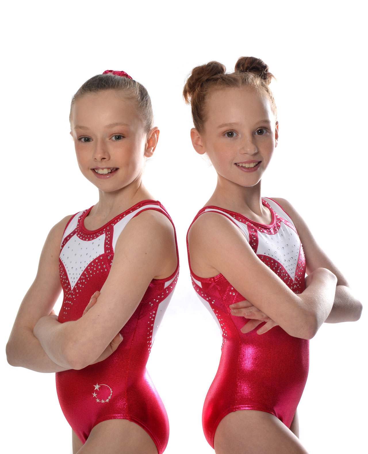2019 Amira – Cherry – Little Stars Leotards d2208008d4d58