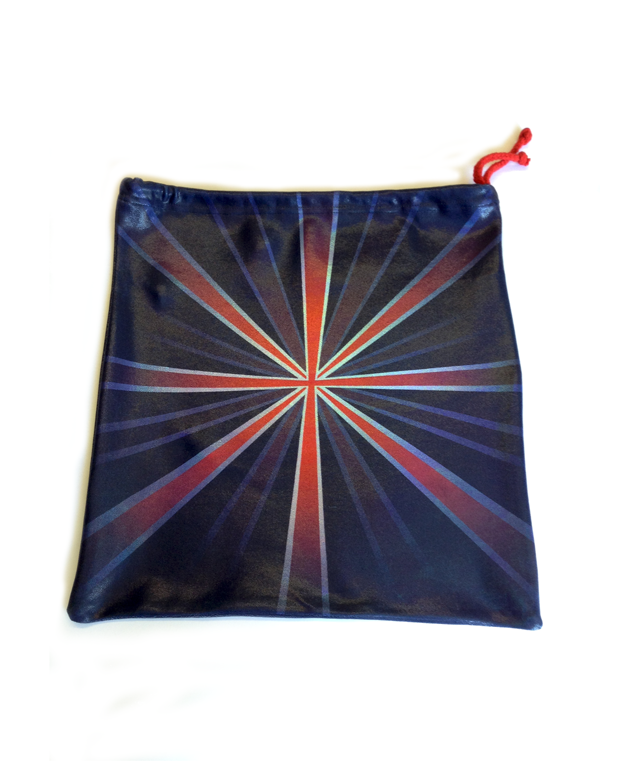 hand guard bag with union jack detail