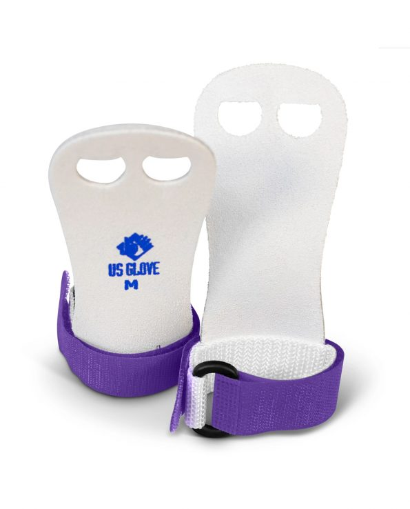 US GLOVE BEGINNERS WRISTGUARDS PURPLE