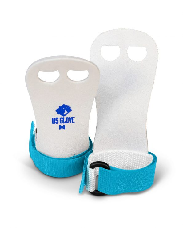 US GLOVE BEGINNERS WRISTGUARDS AQUA