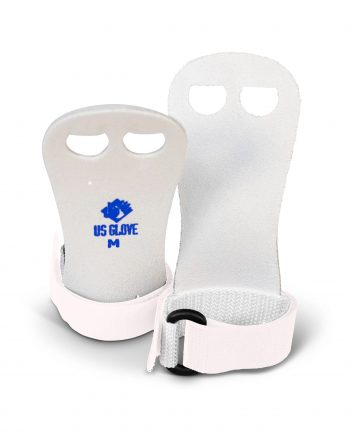 US GLOVE BEGINNERS WRISTGUARDS WHITE
