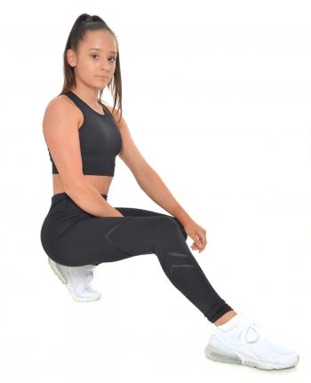 gymnastics crop top and leggings
