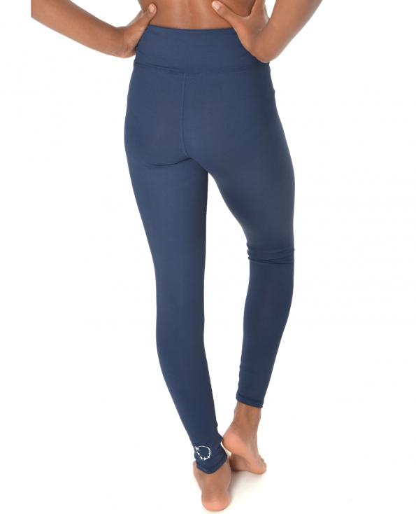 gymnastics navy leggings