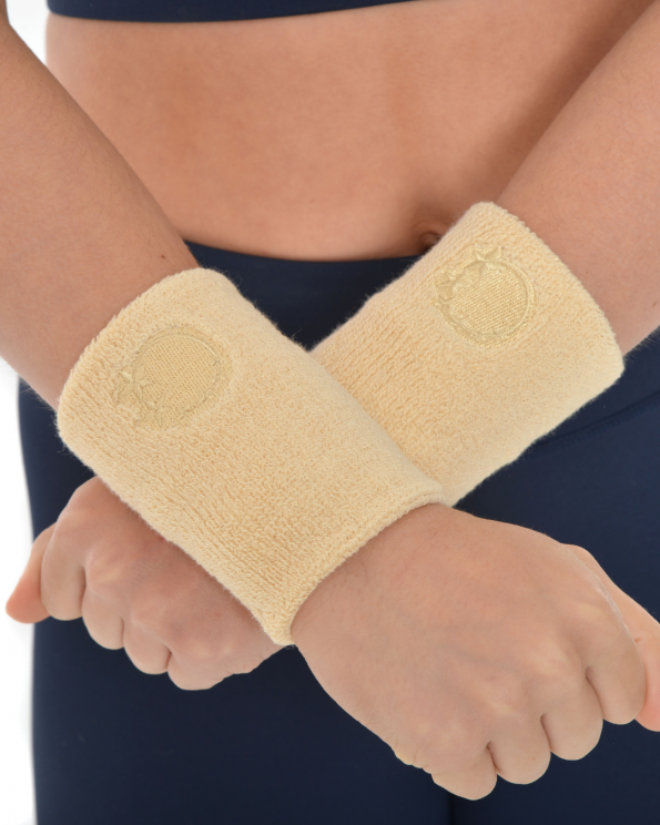 gymnastics sweatband wrist protection