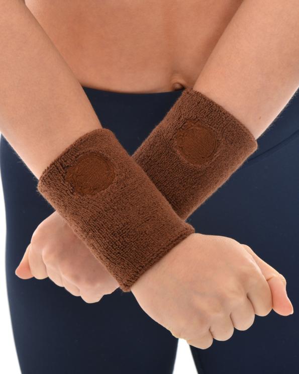 gymnastics sweatband wrist protection