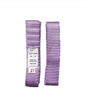 Gymnastics Bar Loops lilac purple
