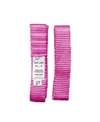 Gymnastics Bar Loops pink
