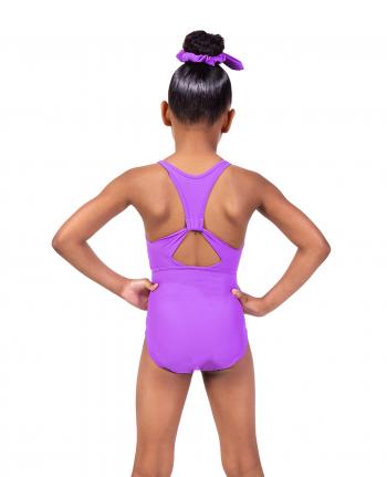 Purple Soft Lycra Leotard