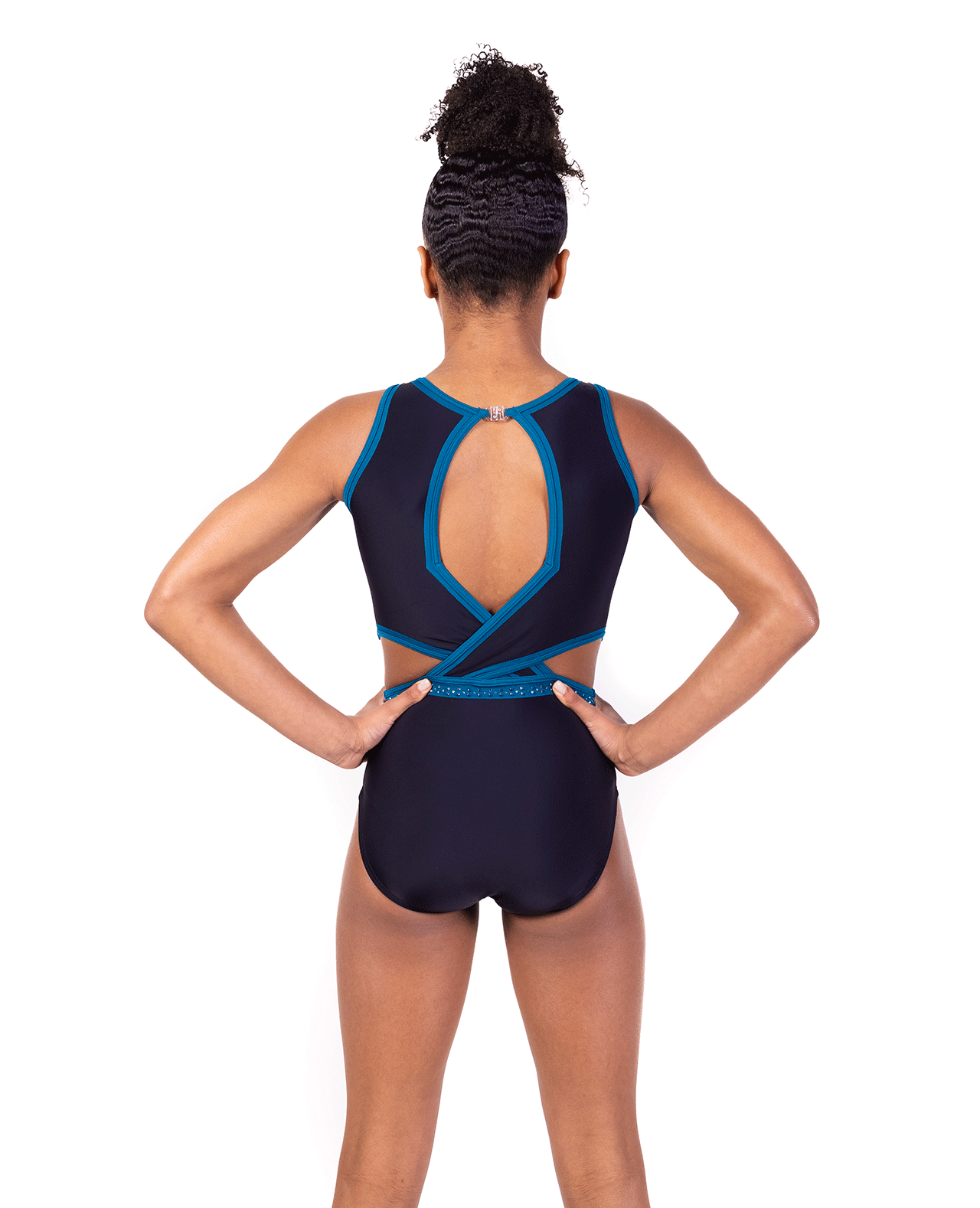Open back Lycra Leotard