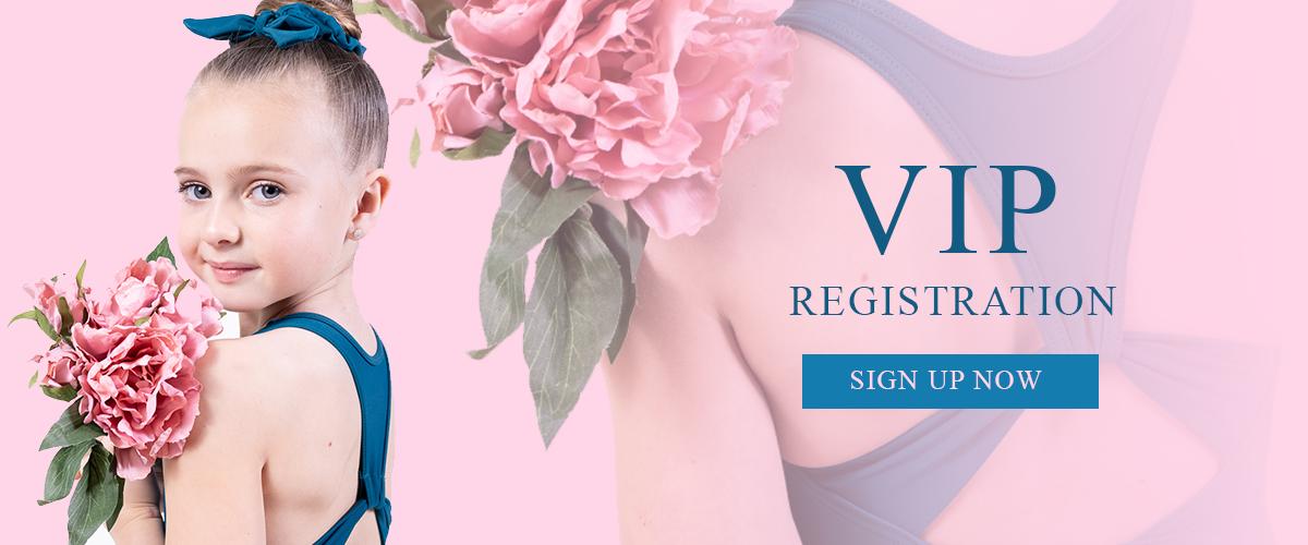 VIP-Registration