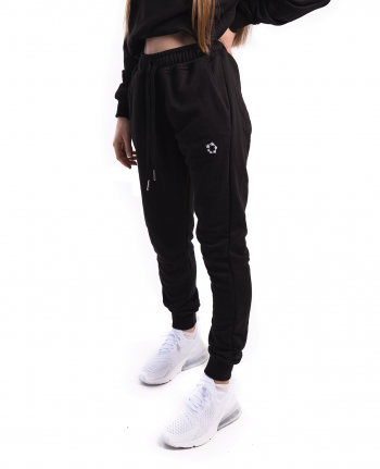 tracksuit bottoms, joggers, tracksuit set, loungewear, black tracksuit