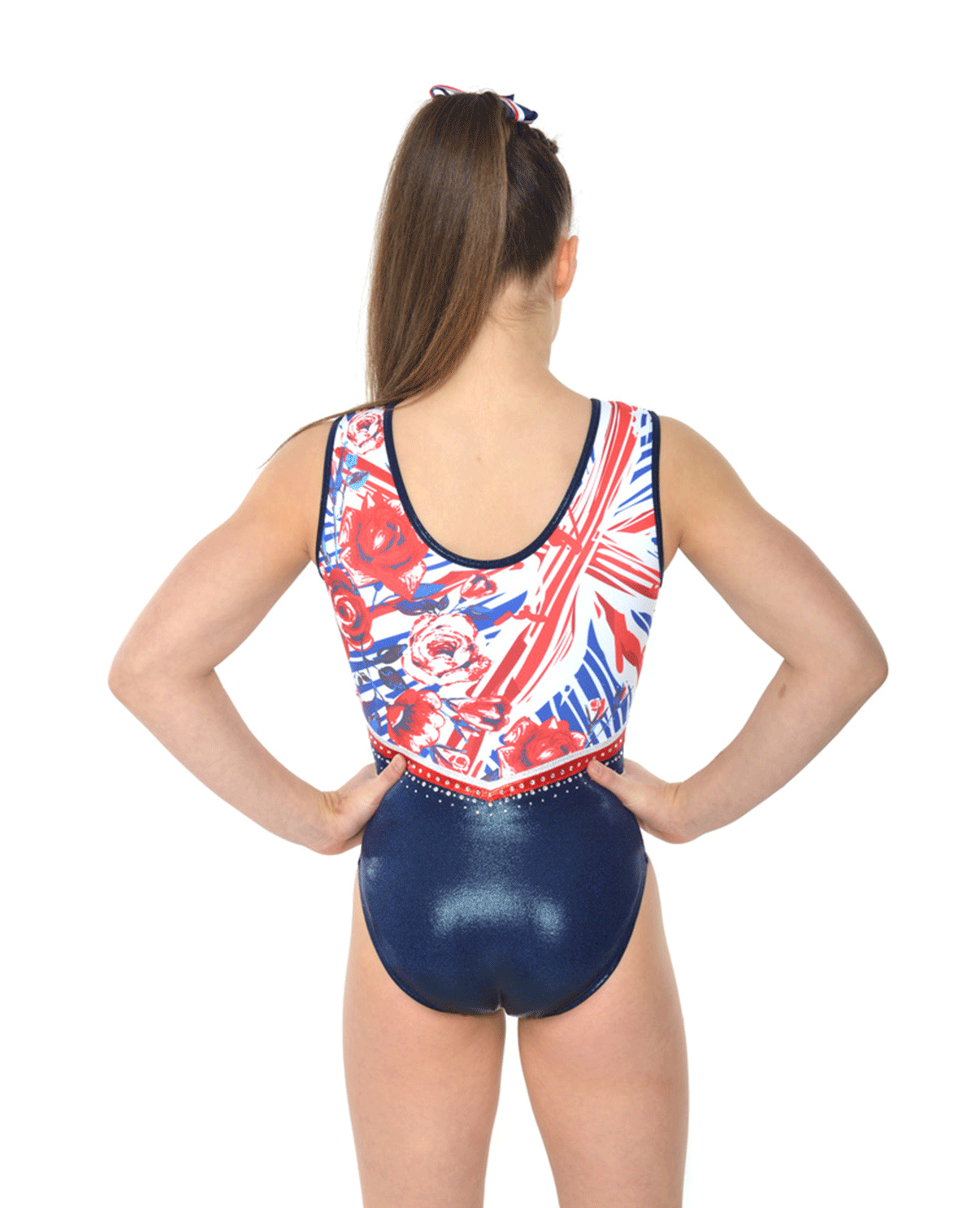 GB Olympic Celebration leotard