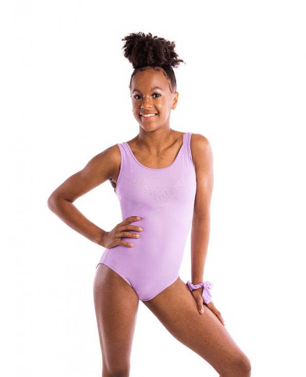 Lilac Lycra Soft Leotard, Gymnastics, Dance, Leotard
